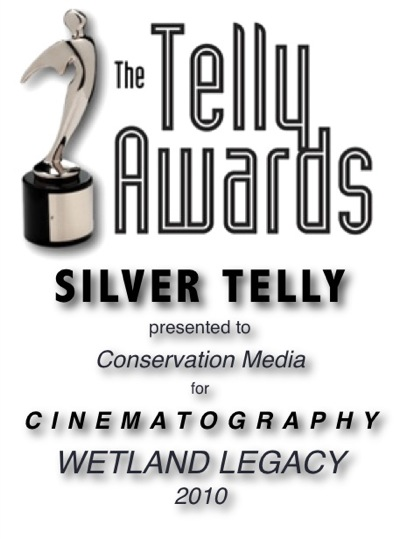 Conservation Media Picks Up Two More Silver Tellies!